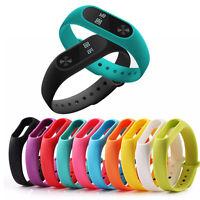 Silicone Band Wrist Strap Wristband Bracelet for XIAOMI MI Band 2