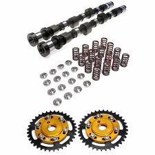BRIAN CROWER STAGE 3 BC S3 CAMS GEARS VALVESPRINGS RETAINERS FOR NISSAN SR20DET