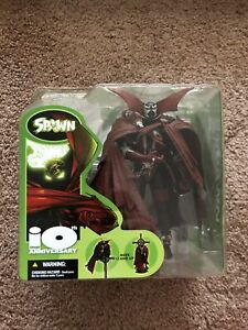 NEW/SEALED McFarlane Toys SPAWN10th Anniversary Action Figure
