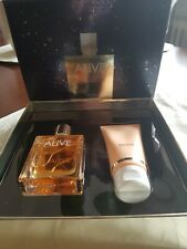 Hugo Boss Boss Alive Eau De Parfum 50 ML + 75 ML Body Lotion Set *NEU/OVP*