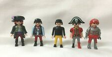 Playmobil Pirates Figures Lot of 5