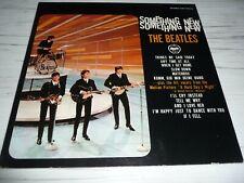 LP Beatles   Something New      (Japan / Apple)