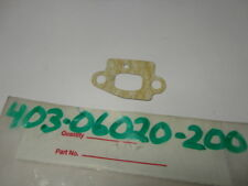Tanaka Trimmer / Brush Cutter 40306020200 Inlet Manifold Gasket for TBC-160