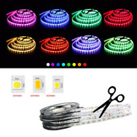 Wholesale 5M 5050 5630 3528 RGB White Waterproof 300LED Strip Light High Quality