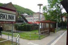 PHOTO  2012 GERMANY HARZ RAILWAY IFIELD NEANDERKLINIC STATION