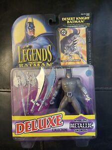 Legends Of Batman Desert Knight Batman MOC Unopened