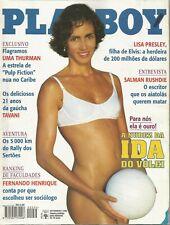 PLAYBOY MAGAZINE BRAZIL # 254 - IDA -  SEP 1996 HOT!!