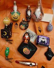 New ListingPatricia Breen 10 Halloween ornaments