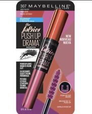 ~Maybelline New York The Falsies Push Up Drama Mascara 307 Very Black New Sealed