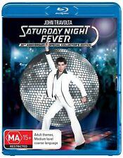SATURDAY NIGHT FEVER New Blu-Ray JOHN TRAVOLTA ***