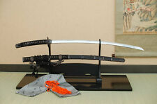 Japanese Yoshihiro Sato Sword Samurai Ninja Ronin (With bag) Imitation Katana