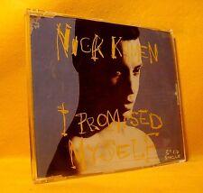 MAXI Single CD Nick Kamen I Promised Myself 4TR 1990 Synth-pop Rock