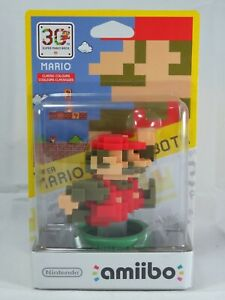 Nintendo Amiibo - Mario (Classic Colours) - 30th Anniversary Mario