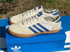adidas TISCHTENNIS UK11 1/2 F 46 2/3 vintage 80s samba casuals spzl handball rom