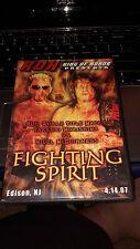 ROH Fighting Spirit wrestling dvd ring of honor