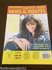 INTERNATIONAL COUNTRY MUSIC - SARAH JORY - JULY 1993