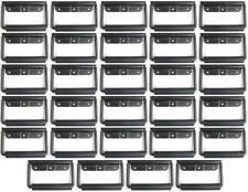 24 Maniglie per scatole 130x77 Manico Pieghevole Impugnature con Molla Montaggio