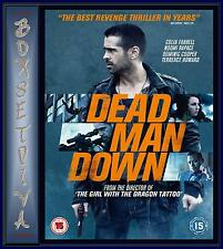 DEAD MAN DOWN -  Colin Farrell  **BRAND NEW DVD **