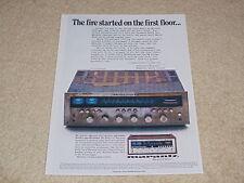 Marantz Fire! Ad, 1974, Article, 2270 Receiver, 1 page