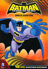 Batman: The Brave and the Bold - The Complete Third Season (DVD 2012 2-Disc)