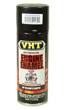 VHT Engine Enamel Paint GM Satin Black Heat Proof Chemical Resistant sp139