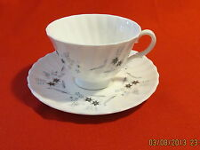 Royal Doulton Fine China ~ Millefleur H.4953  ~ Cup & Saucer