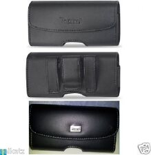 BLACK FLIP POUCH CASE COVER BELT CLIP SAMSUNG GALAXY S2 II S 2 IPHONE DROID EVO