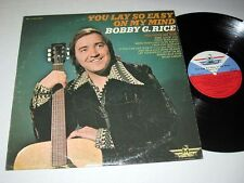 BOBBY G. RICE You Lay So Easy On My Mind METROMEDIA Stereo NM-