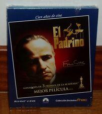 EL PADRINO COMBO BLU-RAY+DVD NUEVO PRECINTADO THRILLER ACCION (SIN ABRIR) R2