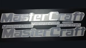 """MasterCraft boat Emblem 60"""" + FREE FAST delivery DHL express - stickers decal"""