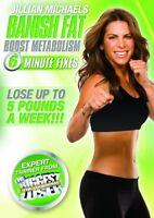 Jillian Michaels: Banish Fat, Boost Metabolism [DVD][Region 2]