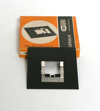 Meopta 3x3 Slide Carrier For Opemus