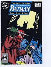 Batman #435 DC Pub 1989