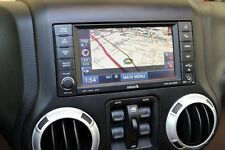 JEEP WRANGLER RHR 730N DVD GPS NAVIGATION RADIO 2012 2013 2014 2015 2016 2017