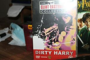 Dirty Harry (DVD, 2008)used