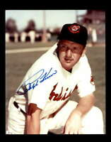 Ralph Kiner Hand Signed 8x10 Photo Autograph Cleveland Indians