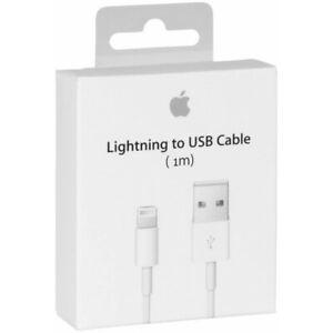 Lightning Cable Usb Para iPhone 5 5C 5S 6 Plus 6S 7 8 Md818Zm/A Original