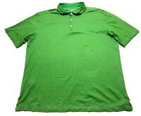 Tommy Bahama Marlin Mens Green Short Sleeve Polo Shirt Size 2XL