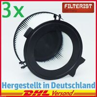 3x Filteristen Innenraumfilter Mikro- Pollenfilter VW T4 Bus Kasten 1990-2003