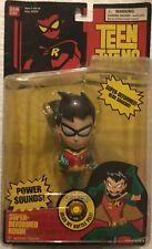 Bandai Teen Titans Go! Super Deformed Head Shaking Robin, Sound, 2003
