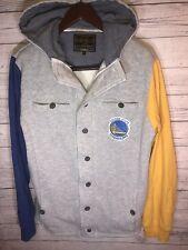 Golden State Warriors Hooded Sweatshirt Men's XL