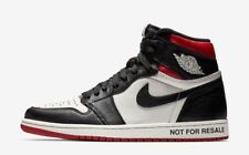 Nike Air Jordan 1 Retro High OG NRG SZ 12 No L's Not For Resale BRED 861428-106