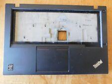 IBM Lenovo ThinkPad T440s Keyboard Bezel Palmrest TouchPad with Fingerprint