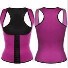 Women Body Shaper Slimming Waist Trainer Cincher Underbust Corset Shapewear NG