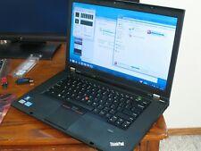 Lenovo W530 i7-3820QM QuadCore 16GRAM 500 HDD NvidiaK 2000 lcd 1920x1080