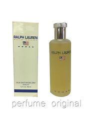 POLO SPORT WOMEN RALPH LAUREN 5.0/ 5.1 OZ/150 ML EAU DE TOILETTE EDT SPRAY RARE