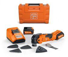 Fein Cordless MultiTalent AFMT12QSL MultiMaster 71292561090 Quick Start kit