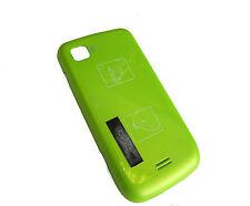 Estuche con Cubierta Posterior para Batería Trasera Verde Para Samsung i5700 Galaxy Lite Spica UK