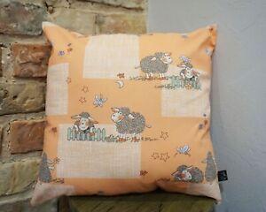 Throw pillow animal comics trucks cats cushion , pillow 40 x 40 cm.