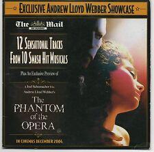 Andrew Lloyd Webber Showcase - Mail On Sunday + preview for Phantom Of The Opera